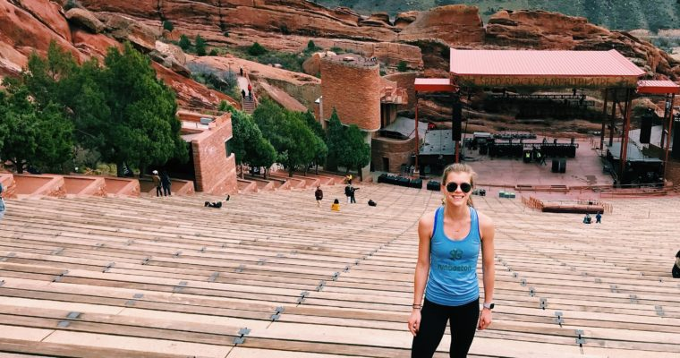 Finding Balance While Traveling + My Denver Picks
