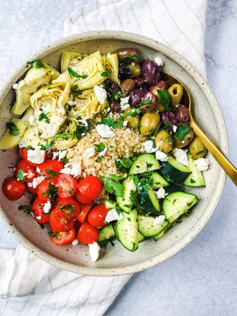 quinoa plant based protein sources
